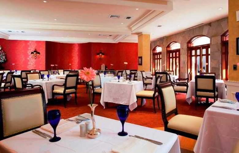 Swissotel Lima - Restaurant - 22