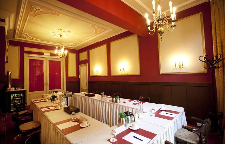 Best Western Hotel Restaurant Fidder - Conference - 3