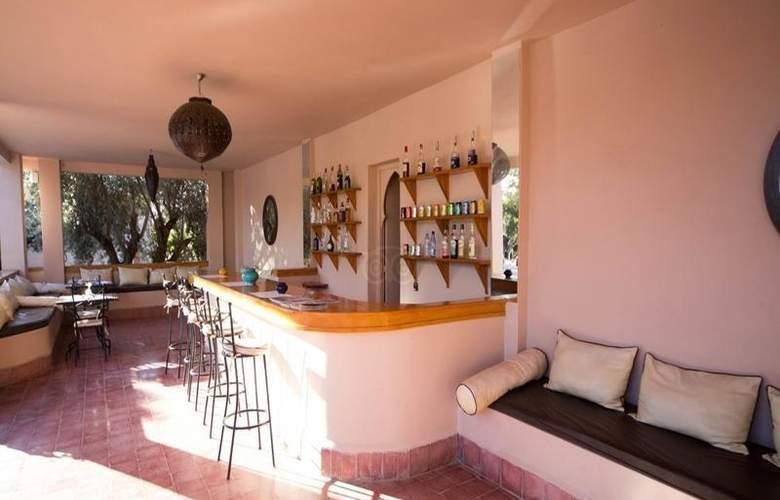 Riad La Maison des Oliviers - Bar - 34