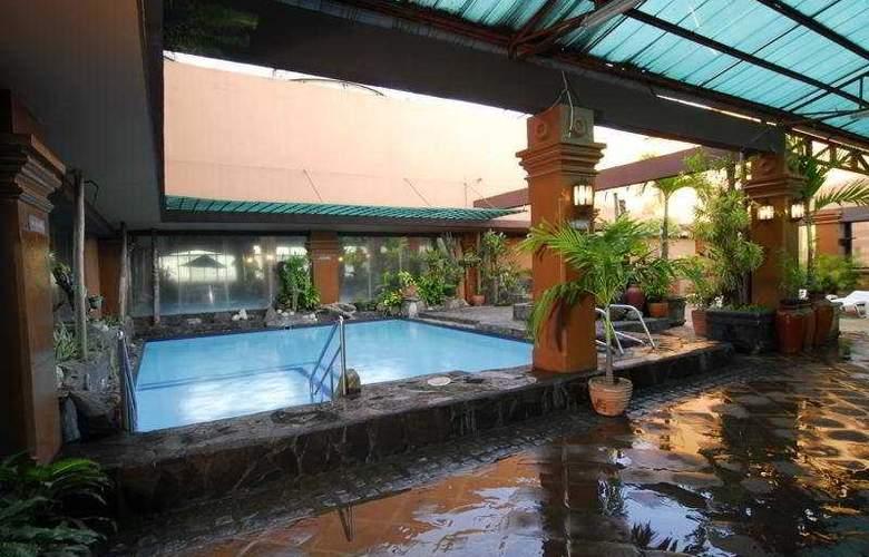 Bayview Park Hotel Manila - Pool - 9