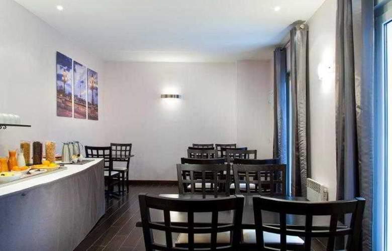 Timhotel Tour Eiffel - Restaurant - 12