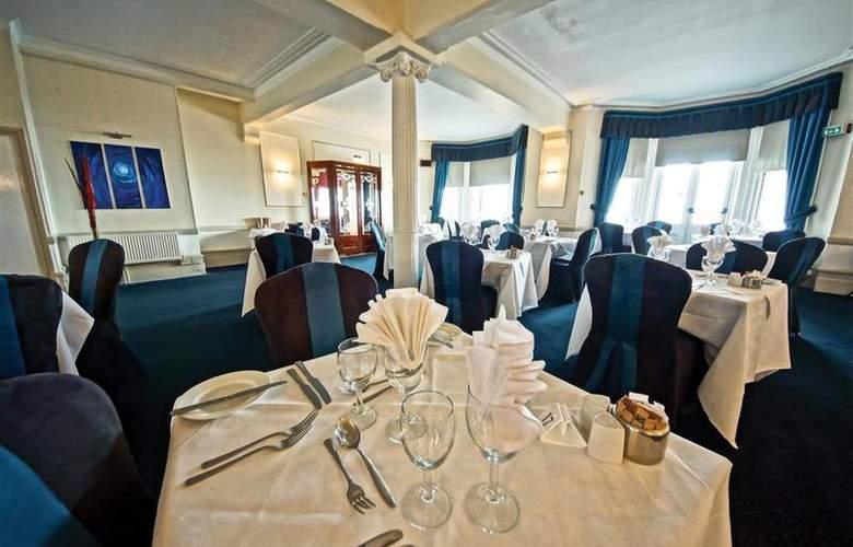 Best Western York House - Restaurant - 191