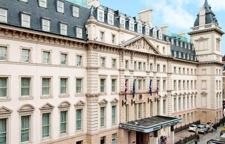 Hilton London Paddington - Hotel - 8