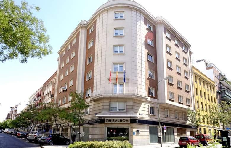 NH Madrid Balboa - Hotel - 0