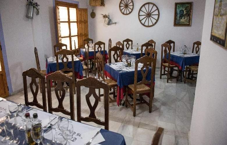 Los Omeyas - Restaurant - 22