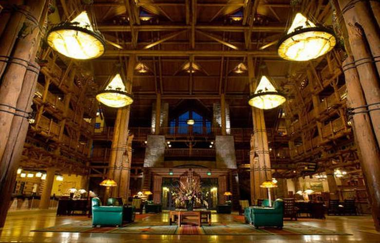 Villas at Disneys Wilderness Lodge - General - 1