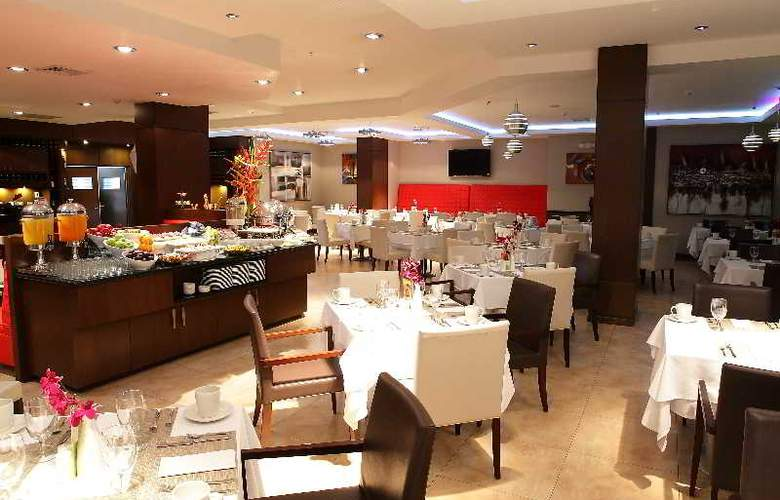 Ciudad de David Hotel & Bussiness - Restaurant - 9
