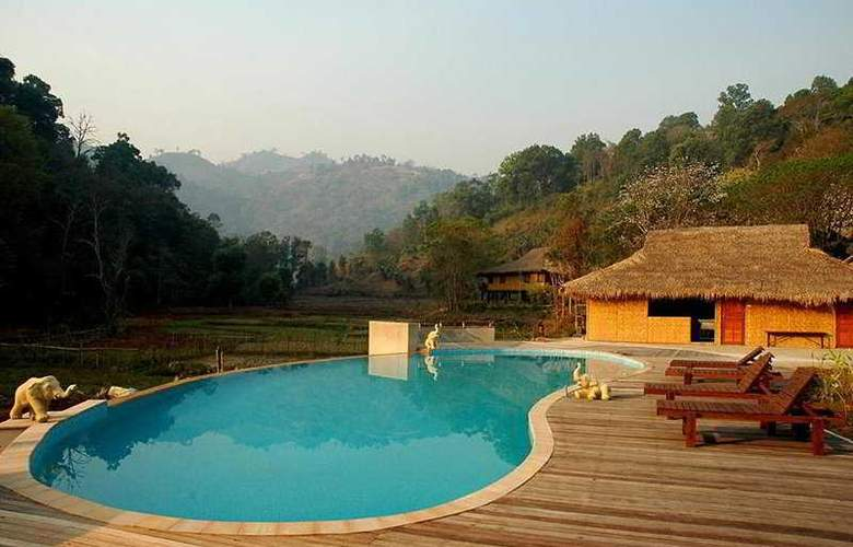 Hmong Hill Tribe Lodge Chiang Mai - Pool - 5