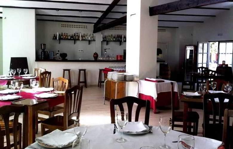 Pueblo Acantilado Suites - Restaurant - 23