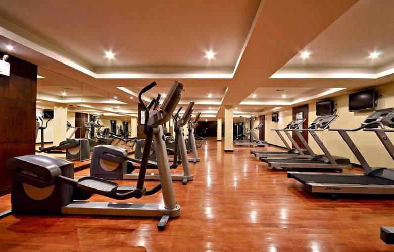 Novotel Hua Hin Cha Am Beach Resort & Spa - Hotel - 57
