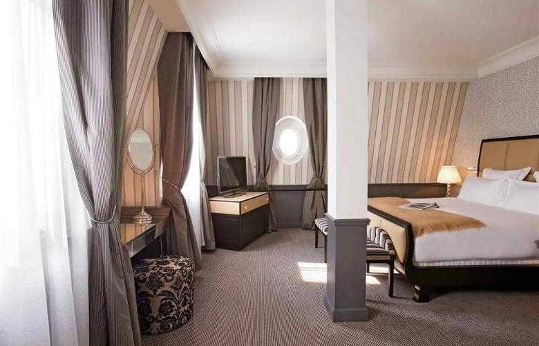 Le Grand Hôtel Cabourg - Hotel - 31