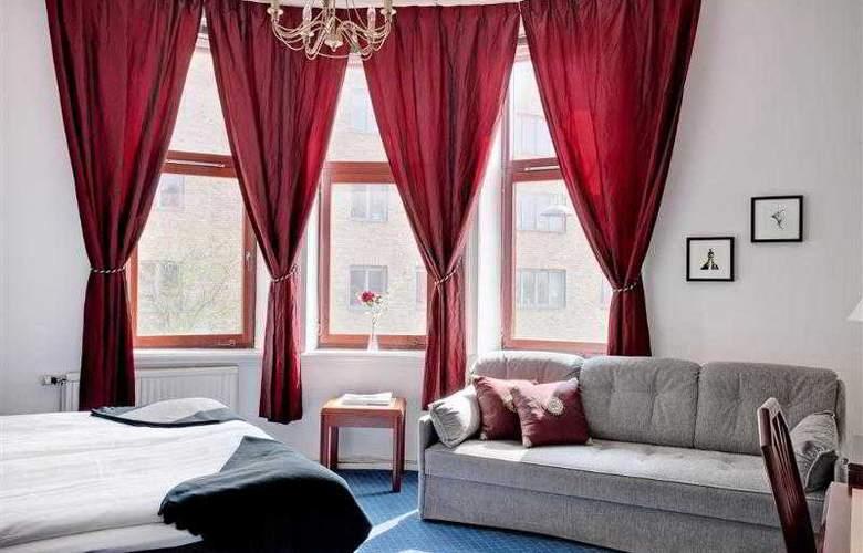 BEST WESTERN Tidbloms Hotel - Hotel - 17