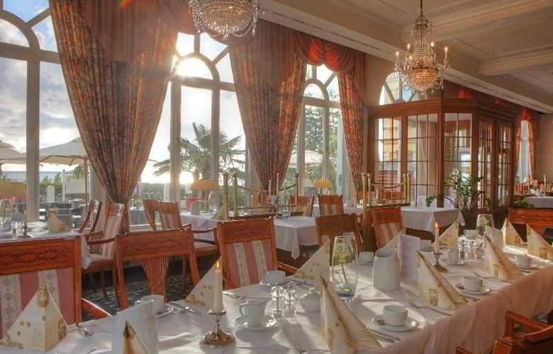 Strandhotel Atlantic & Villa Meeresstrand - Restaurant - 6