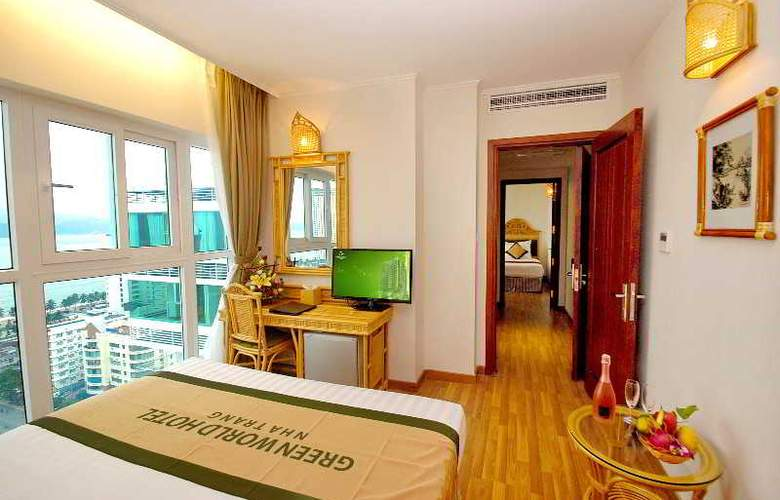 Green World Hotel Nha Trang - Room - 32