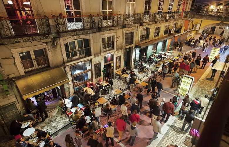 Hello Lisbon Cais do Sodre - Hotel - 15