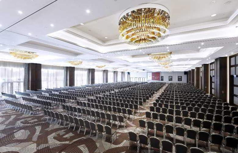 DoubleTree by Hilton Warsaw - Conference - 25