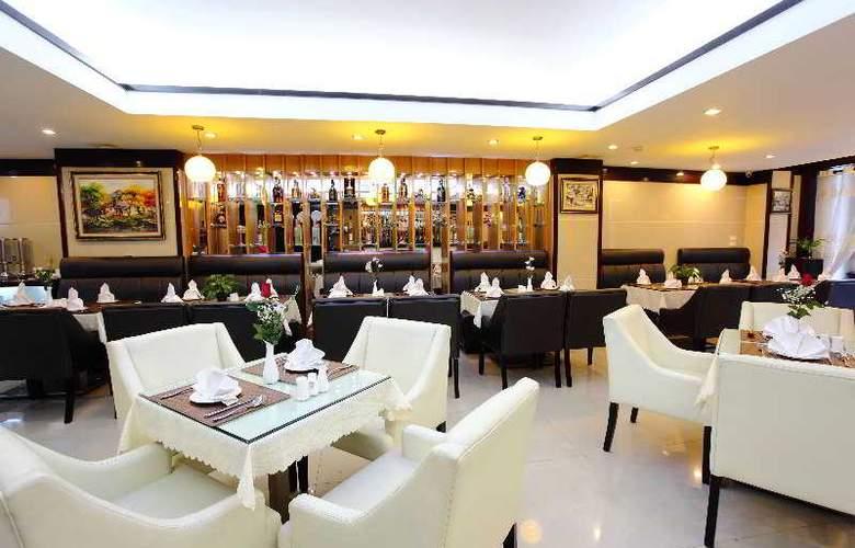 Golden Cyclo Hotel - Restaurant - 33