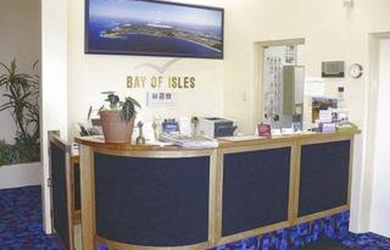 Comfort Inn Bay of Isles - General - 1