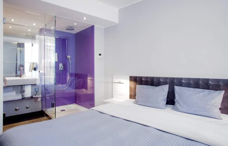 Rilano 24/7 Hotel München City - Room - 5