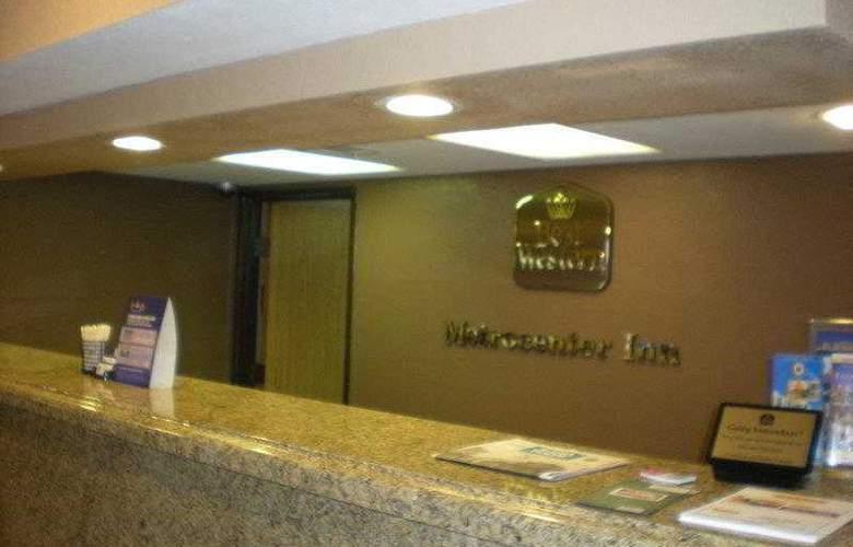 Best Western Phoenix I-17 Metrocenter Inn - Hotel - 3