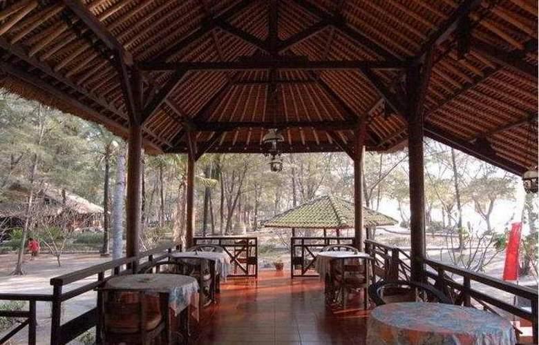 Gazebo Meno Lombok - Restaurant - 5