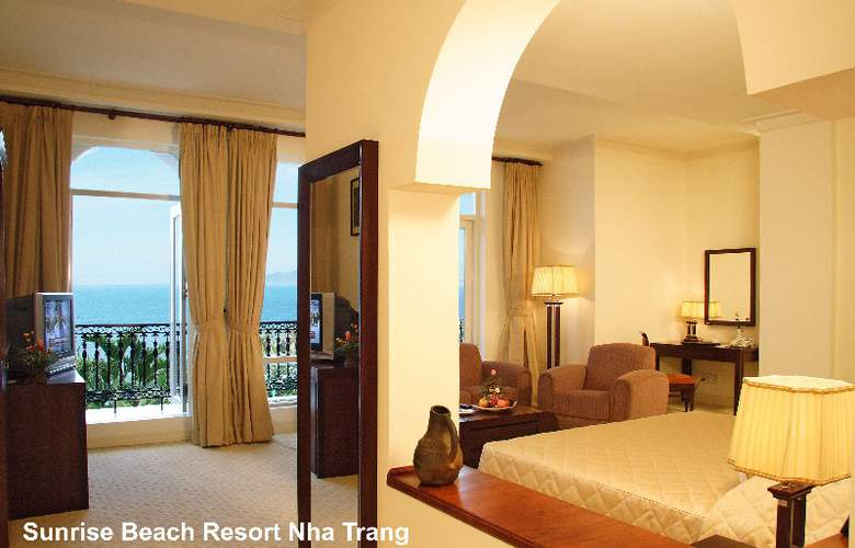 Sunrise Nha Trang Beach Hotel & Spa - Room - 10