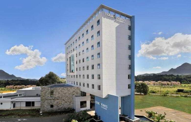 Hennessy Park Hotel - General - 1