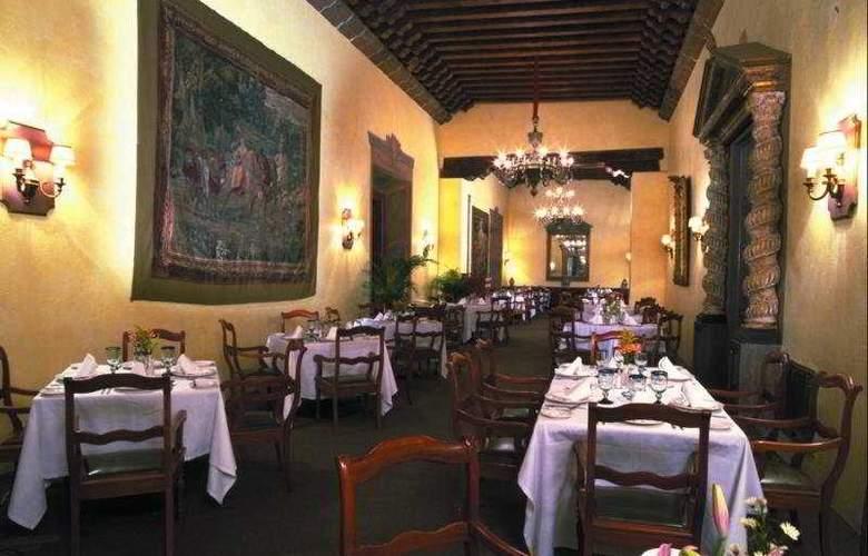 Fiesta Americana Hacienda Galindo - Restaurant - 10