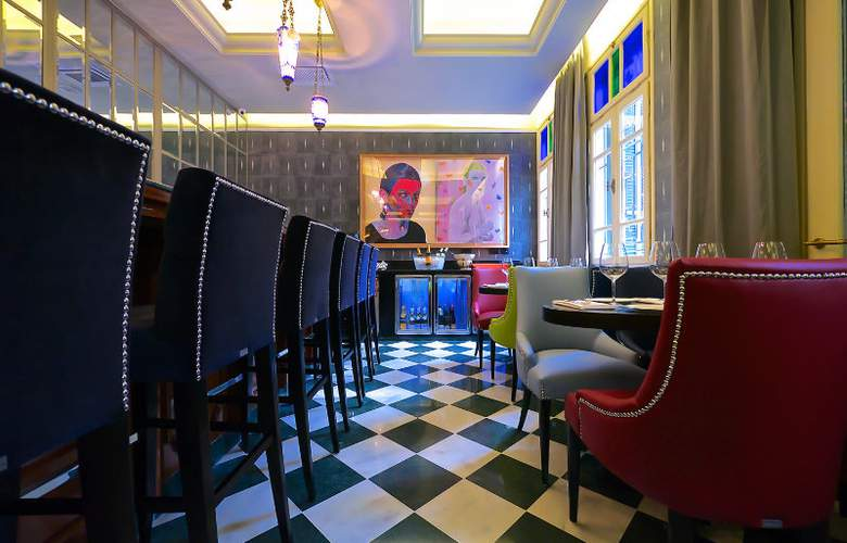 Alma Hotel and Lounge - Hotel - 16