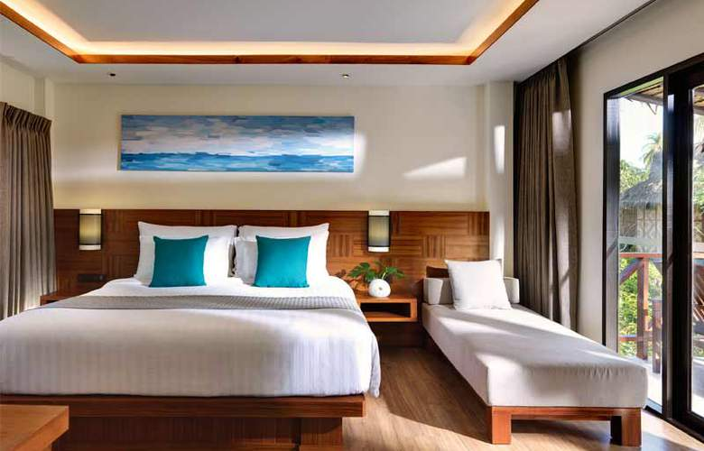 Phi Phi Island Village Beach Resort - Room - 4