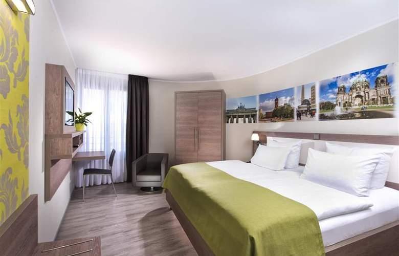 Best Western Kantstrasse - Room - 7