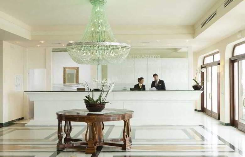 Nastro Azzurro & Occhio Marino Resort - General - 2