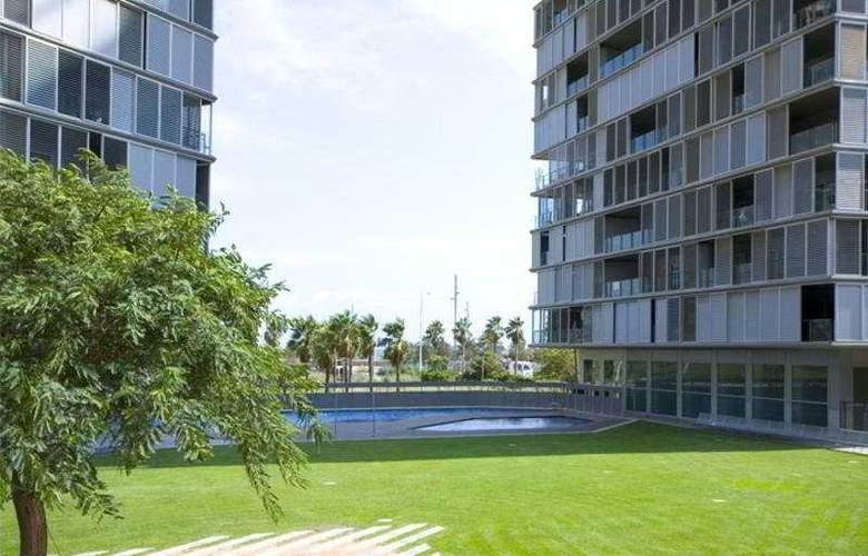 Rent Top Apartments Diagonal Mar - General - 1