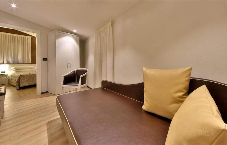 Best Western San Donato - Room - 7
