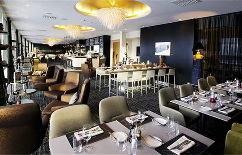 Clarion Hotel Arlanda Airport - Restaurant - 13