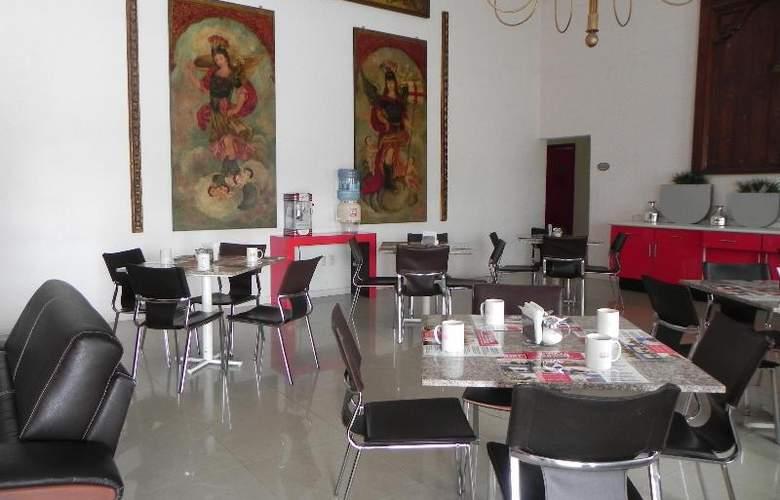 Hotel Zar Queretaro - Restaurant - 19