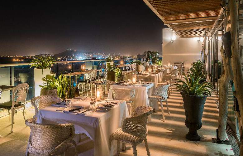 Las Americas Torre Del Mar - Restaurant - 40
