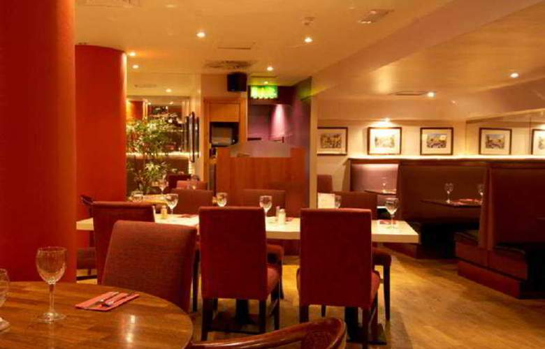 Belfast Central Travelodge - Restaurant - 4