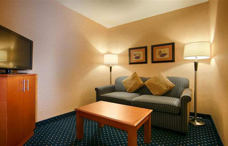 Best Western Langley Inn - Room - 42
