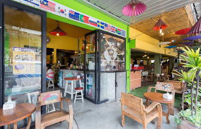 Parasol Inn - Restaurant - 12