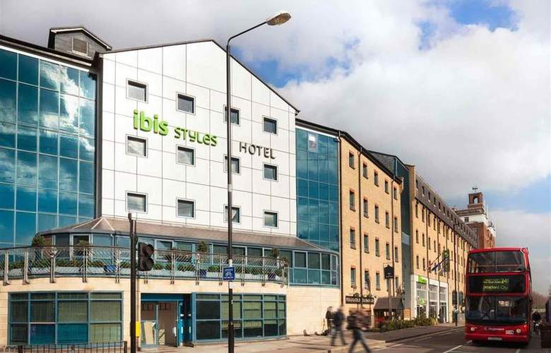 Ibis Styles London Excel Hotel - Hotel - 5