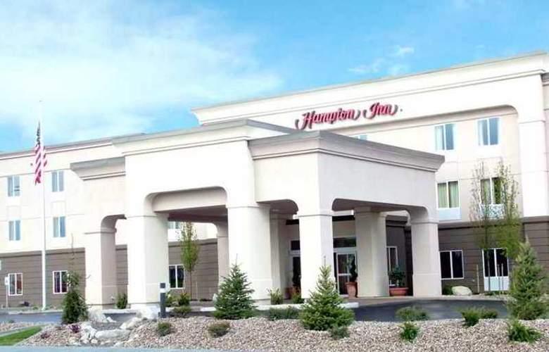 Hampton Inn Twin Falls - Hotel - 8