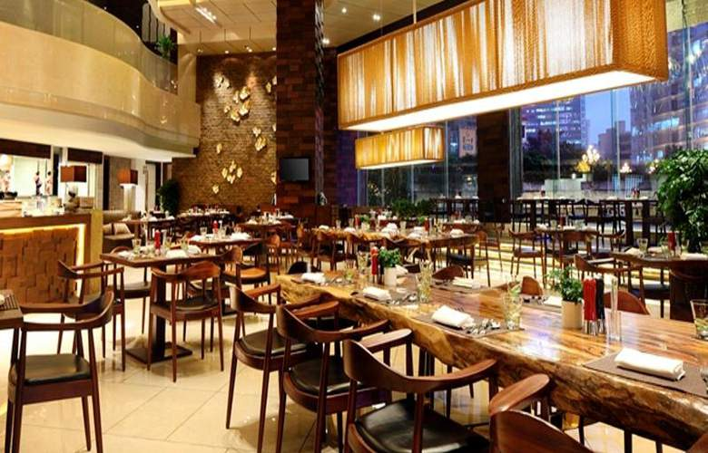 DoubleTree by Hilton Hotel Guangzhou - Science City - Bar - 23