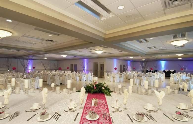 Best Western Brant Park Inn & Conference Centre - Conference - 108