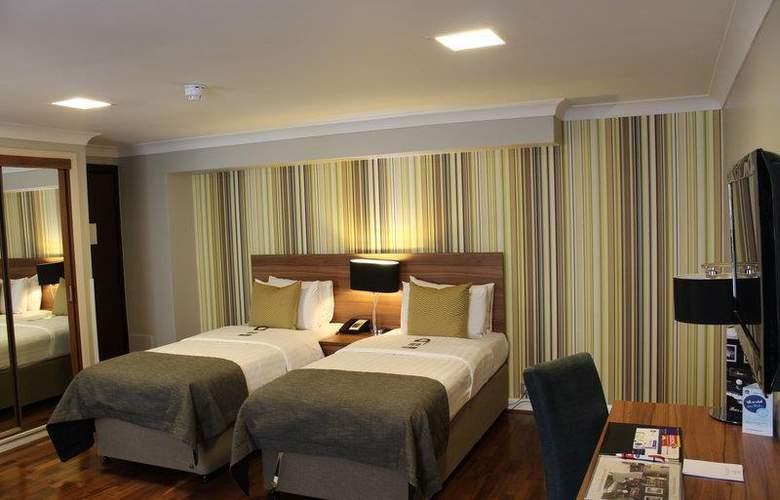 Best Western Mornington Hotel London Hyde Park - Room - 91