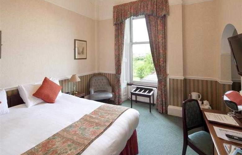 BEST WESTERN Braid Hills Hotel - Hotel - 194