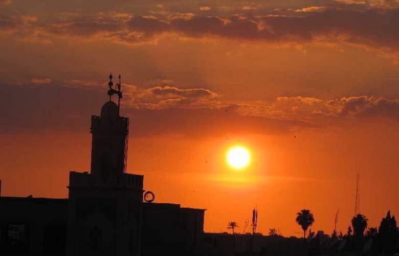 Riad Habib - Terrace - 17