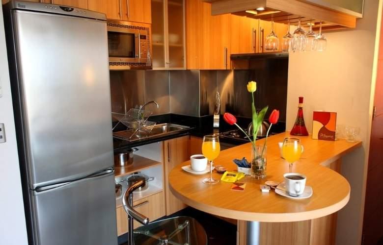 Monarca Hoteles Las Condes - Room - 6