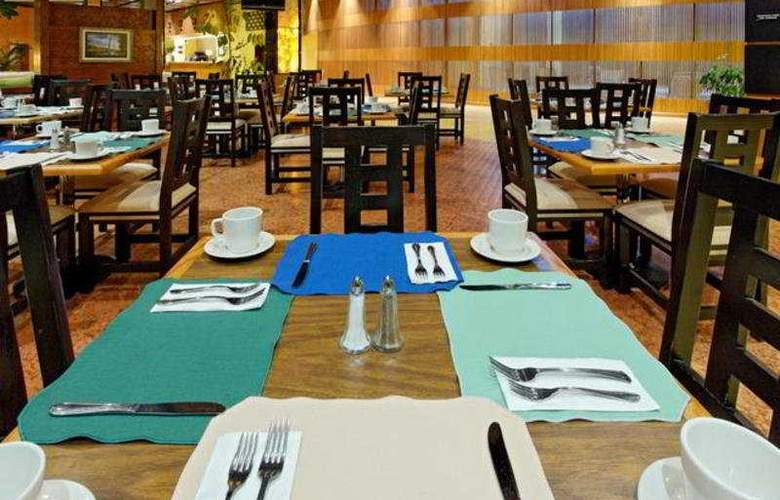Holiday Inn Express Nuevo Laredo - Restaurant - 11