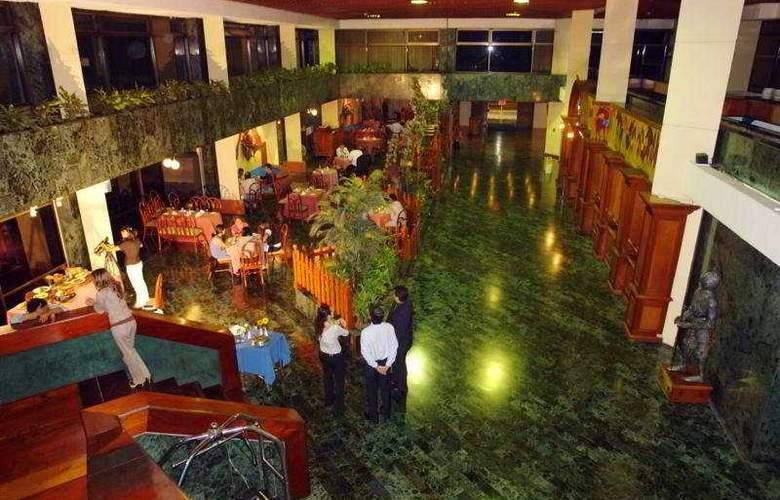 Conquistador Hotel Guatemala - Restaurant - 6